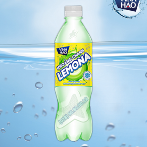 Nước khoáng chanh Lemona 500 ml