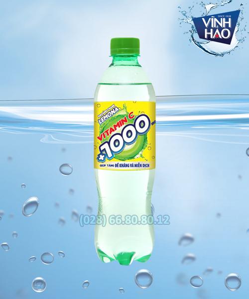 Nước Vĩnh Hảo Chanh Vitamin C 500ml